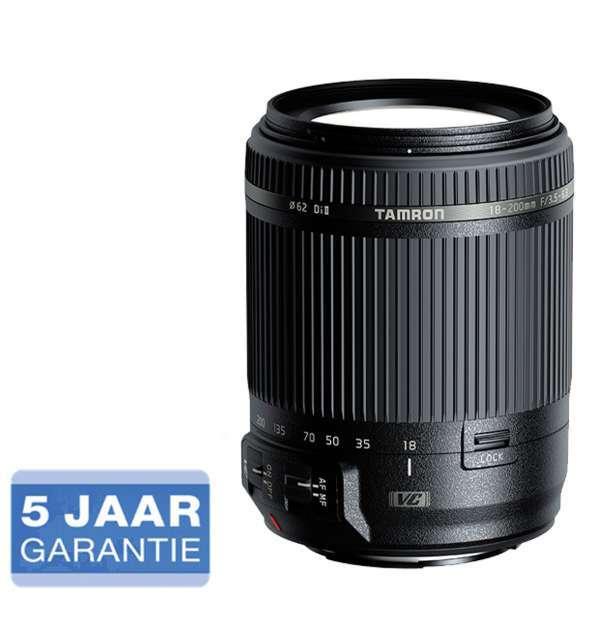 Tamron 18-200MM VC Canon