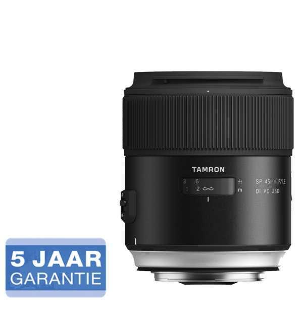 Tamron SP 45mm F/1.8 Di VC USD Canon