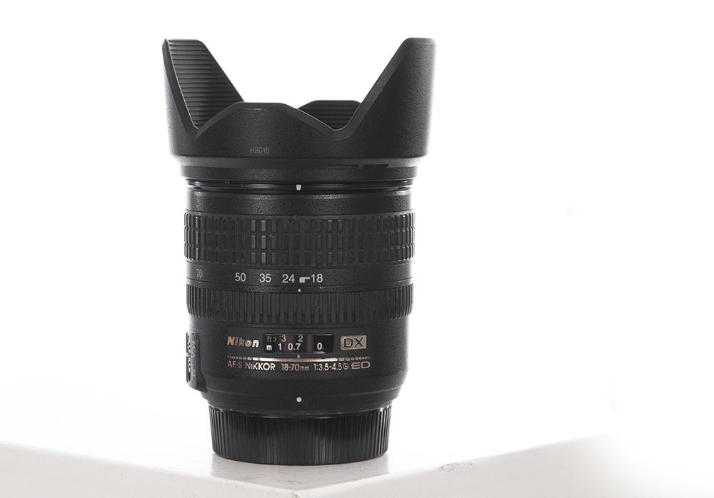Nikon 18-70mm