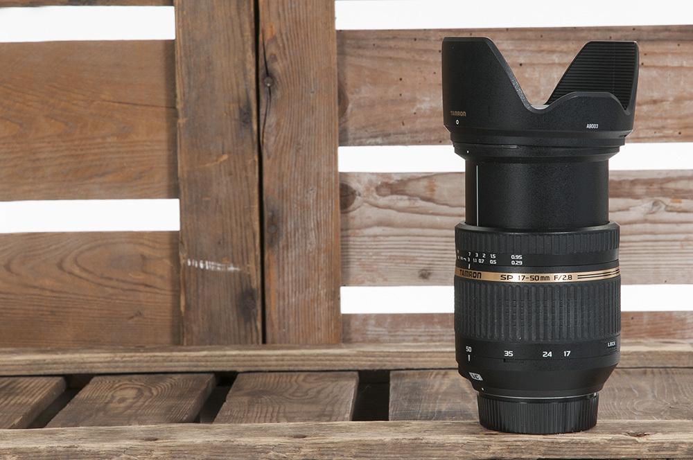 Tamron AF 17-50mm LD XR  DI II SP 2.8 voor Sony