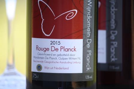 Rouge De Planck (doosje van 6 flessen)