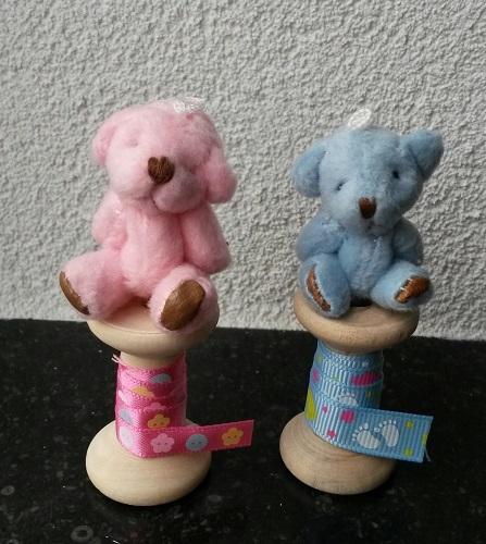 Mini teddy beertje