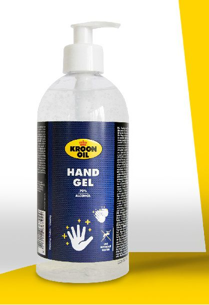 Krool-Oil Desinfecterende Hand Gel 70 % Alcohol 500ml