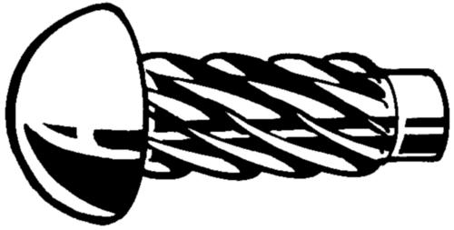 TYPE PLAAT SLAGSCHROEF VERN 3,5X6,5MM