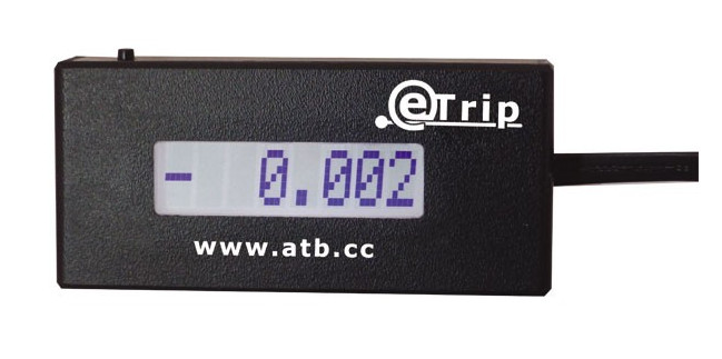 ATB eTrip Regularity Rally Computer remote display