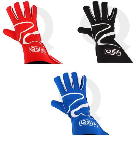 QSP Racing Glove 400 non FIA