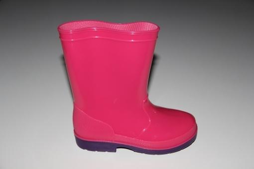 Laarzen Gevavi roze met paarse zool maat 31