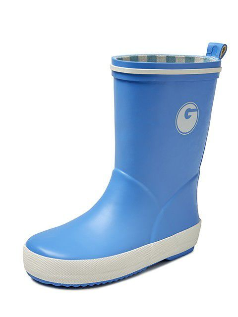 Gevavi Boots - Groovy rubberlaarsje blauw