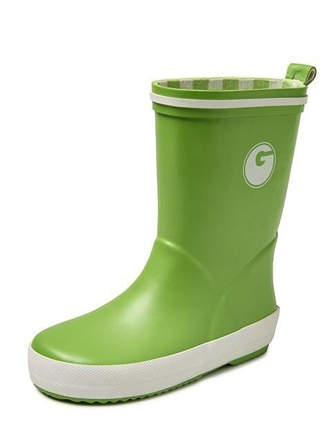Gevavi Boots - Groovy rubberlaarsje groen