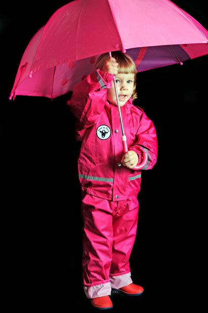 Regenjack Roze