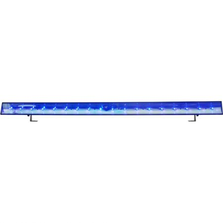 American DJ ECO UV Bar DMX LED Blacklight met AB