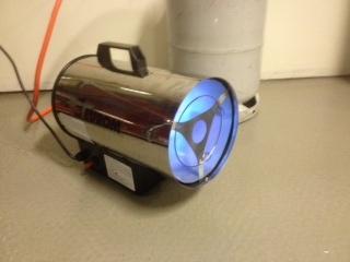Blower 15000 watt huren
