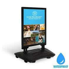 Stoepbord Supreme Waterproof