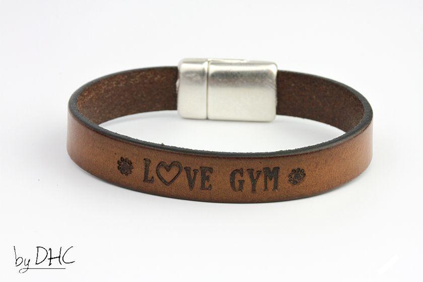 Leder LOVE GYM