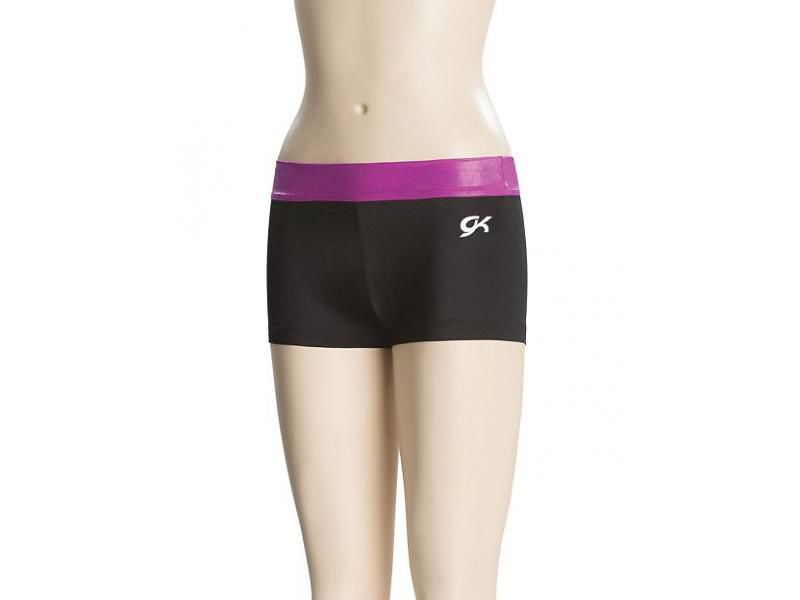 GK Shortje blackmagenta
