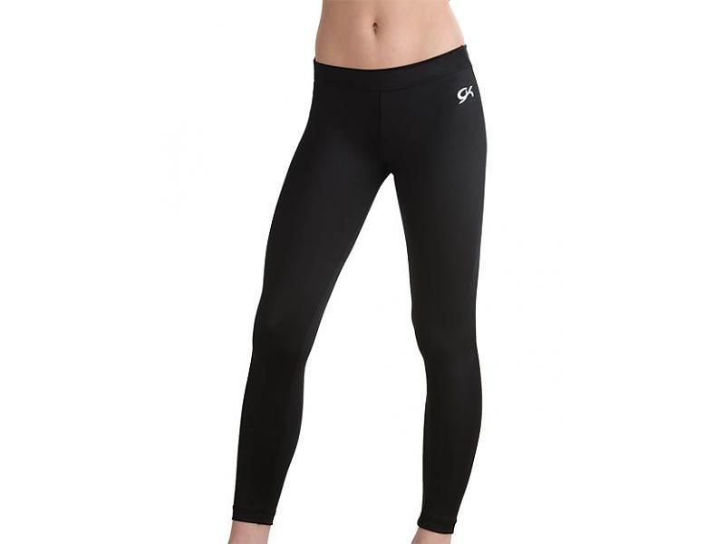 GK Legging blacknylonspandexlow