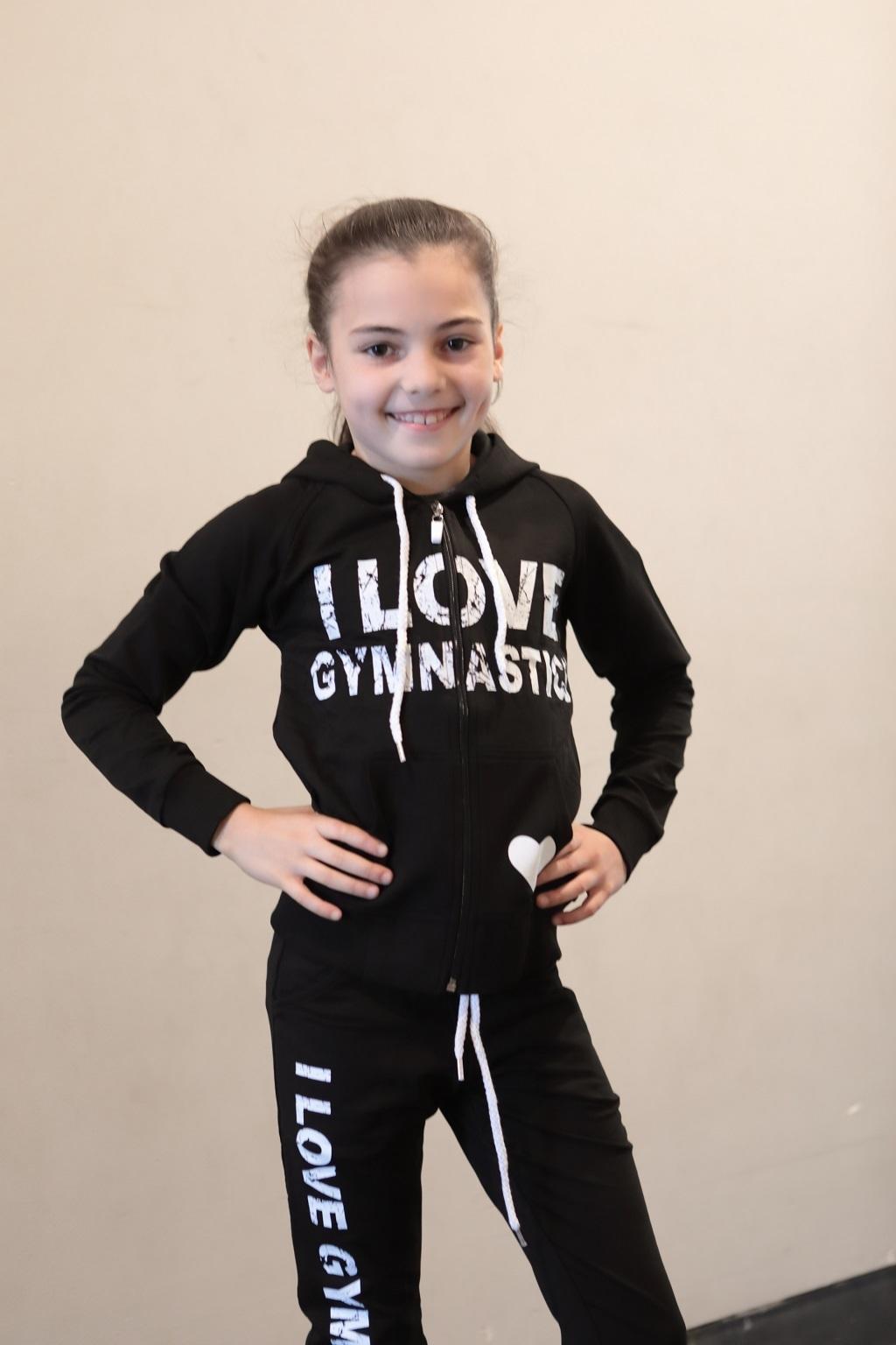 Trainingspak I Love Gymnastics
