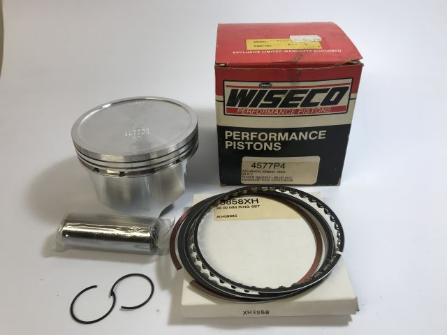 Piston - zuiger kit complete