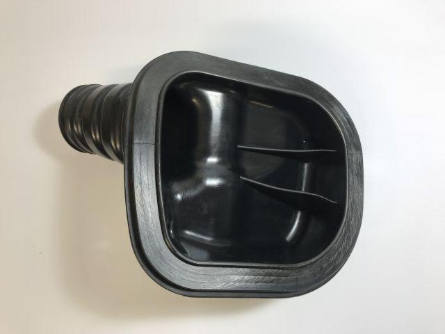 Air filter intake - inlaat rubber