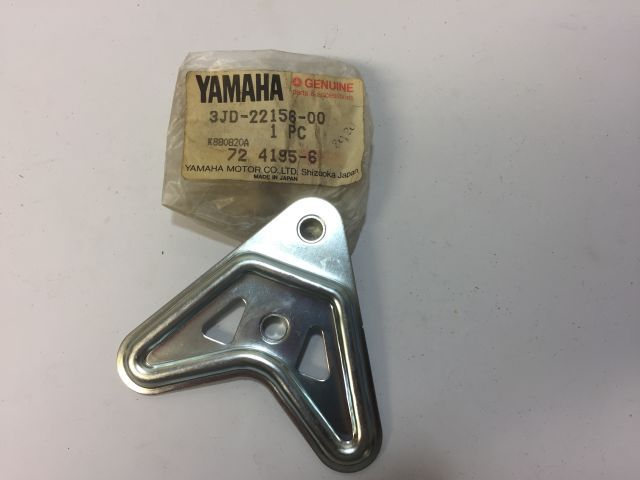 Washer plate - plaat swing arm