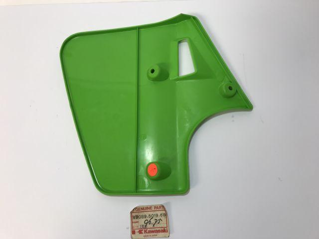 Radiator scoop - radiateur kap right rechts