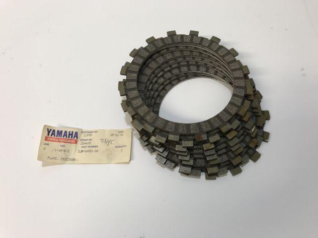 Clutch plates - koppelings platen