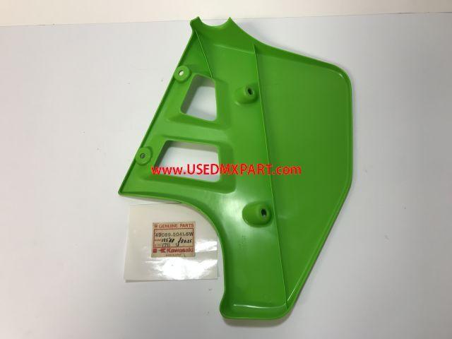 Radiator scoop - radiateur kap left links
