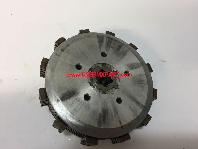 Clutch inner hub pressure plate - huis