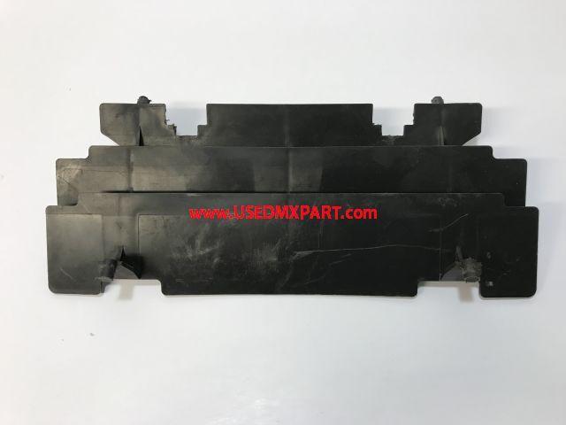Radiator louver - radiateur modder schild