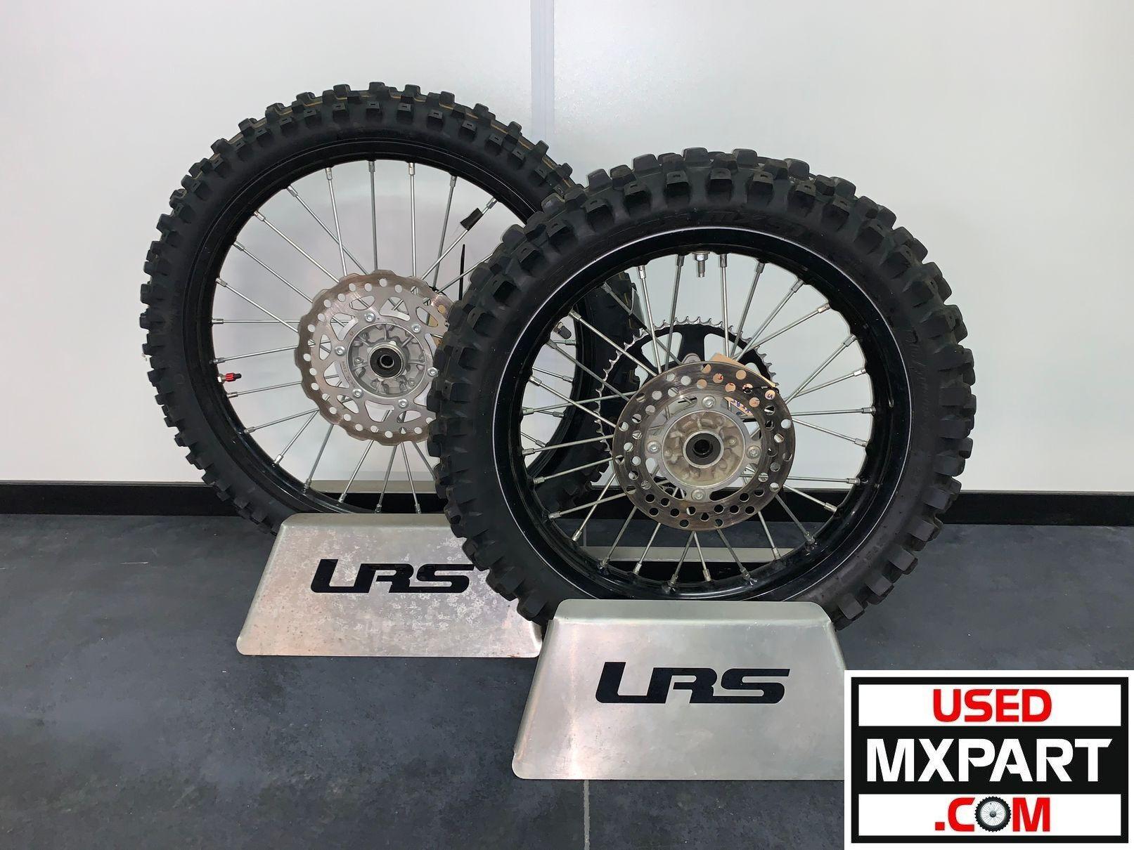 Wheel set - wielen