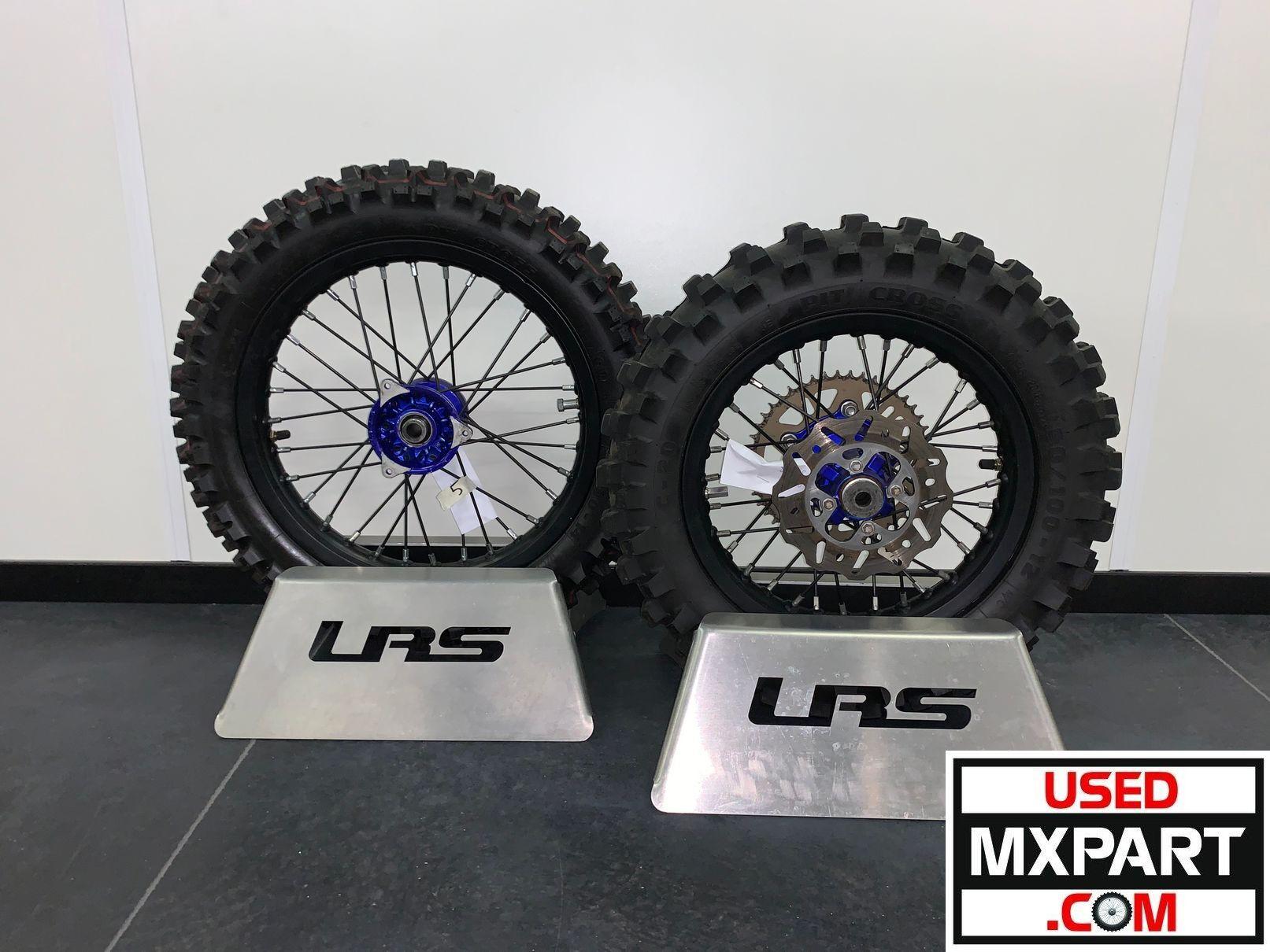 Wheel set - wielen set