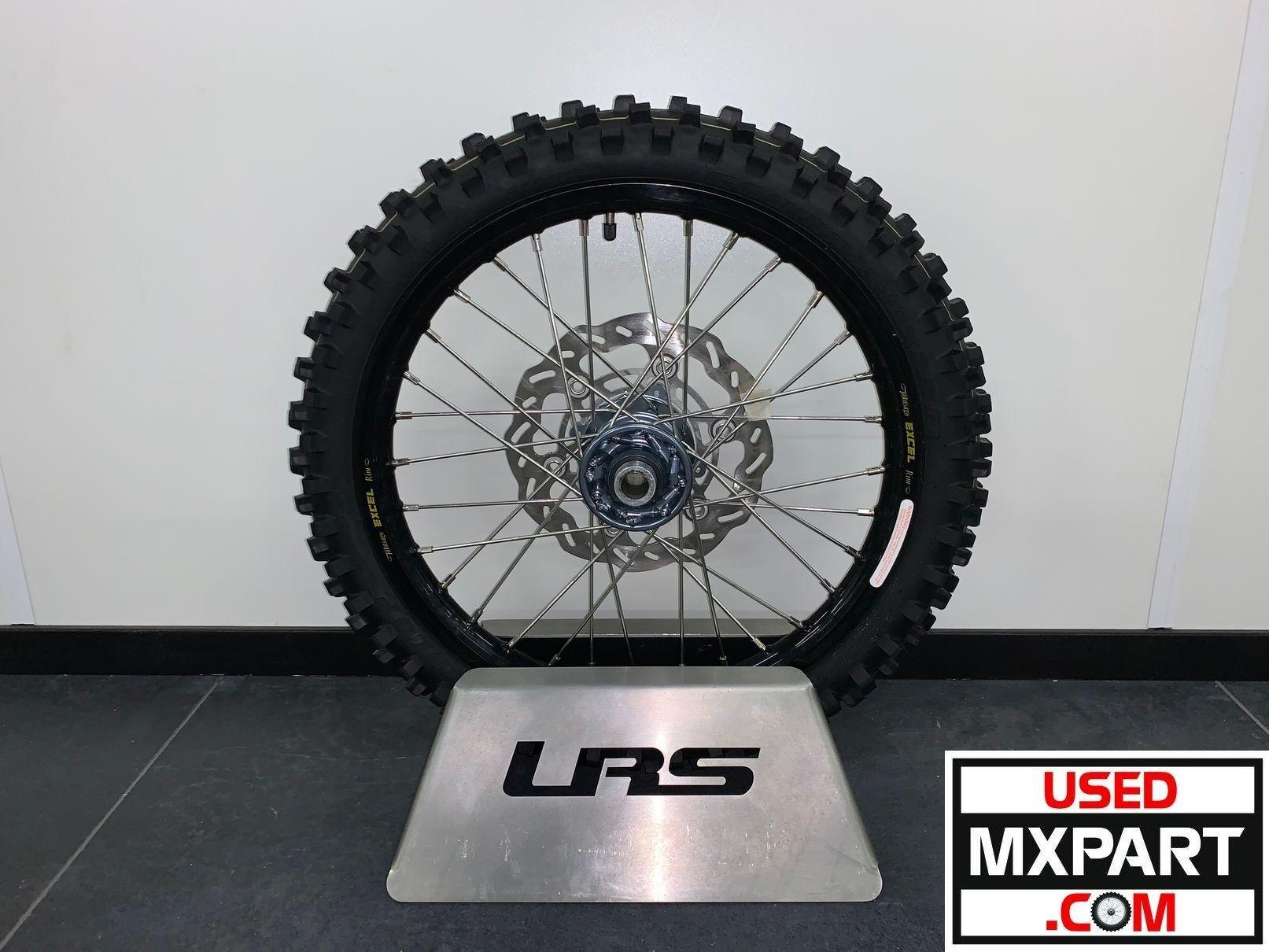 Front wheel - voorwiel