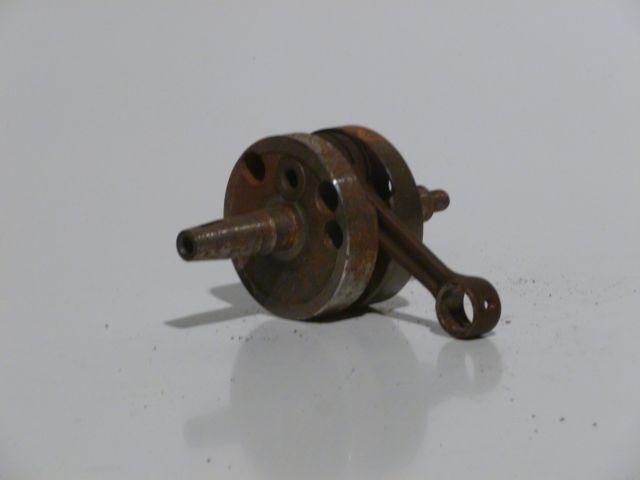 crank shaft - kruk as