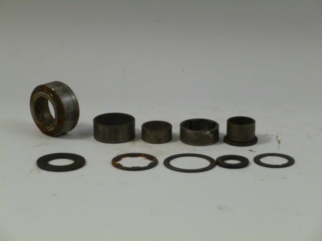 various washer + collar