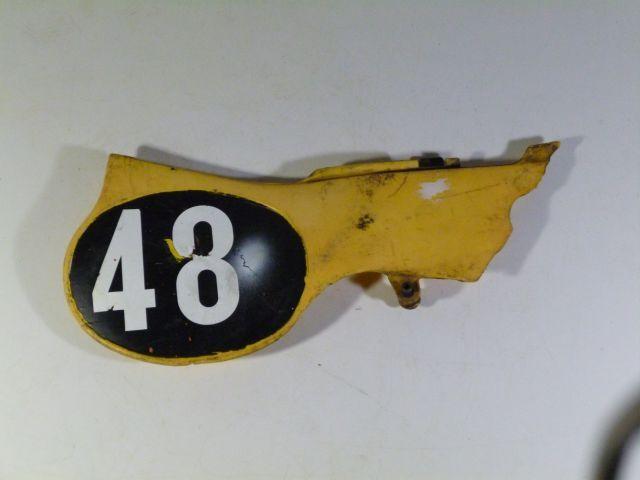 side panel - zijnummerbord