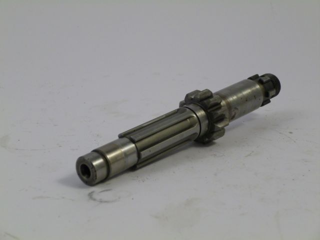 shaft transmission input - versnellingsbak as koppeling