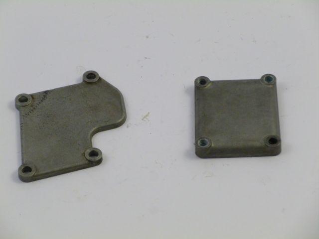 cover powervalve cilinder - deksel powervalve cilinder