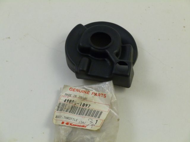 boot throttle - rubber gashendel
