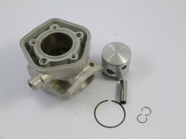 cilinder + piston complete