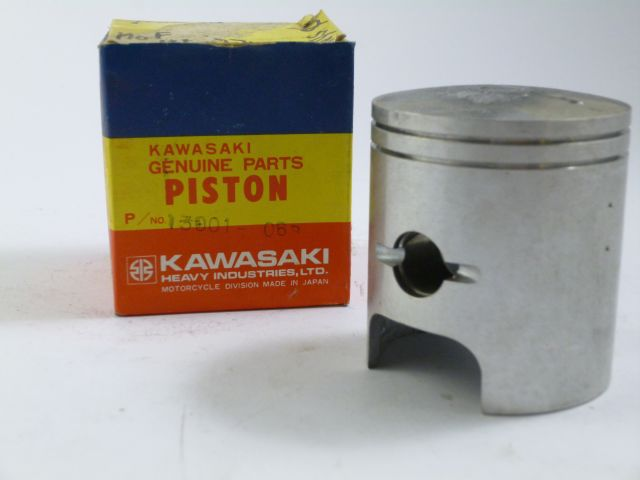 ring piston - zuigerveer
