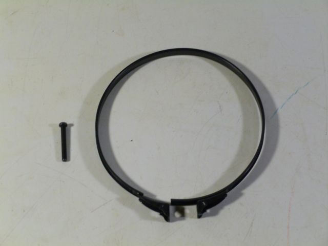 clamp air filter - slangklem luchtfilter