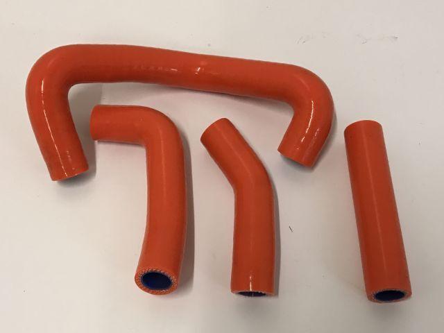radiator hoses - slangen