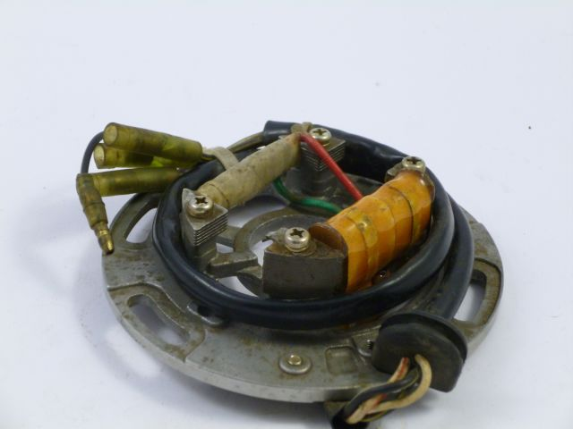 stator ignition - ontsteking