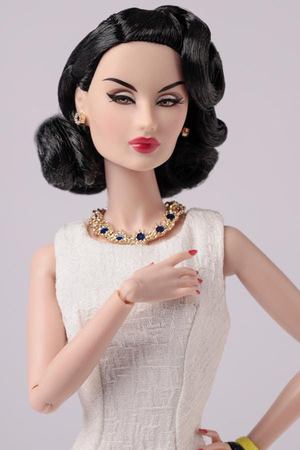 Afternoon Intrigue Constance Madsen® Dressed Doll