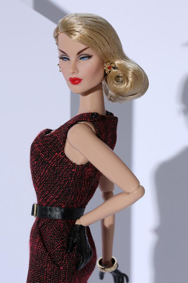 The Americano Evelyn Weaverton® Doll