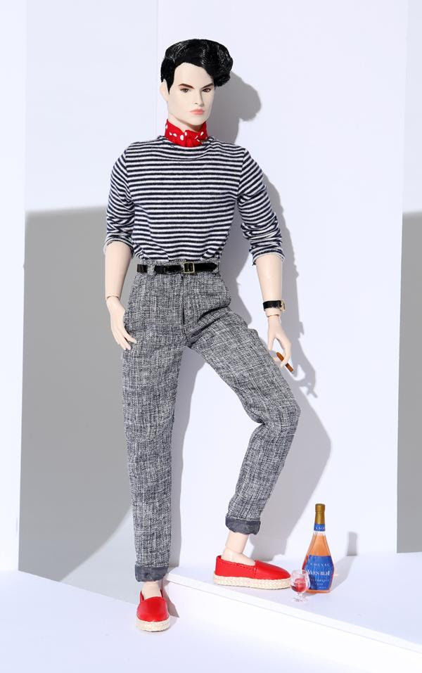 Cocktails for Men Laird Drake® Fashion Figure