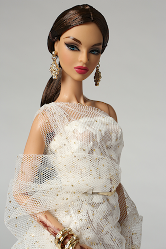 FR Divinity Isha Kalpana Narayanan™ Doll