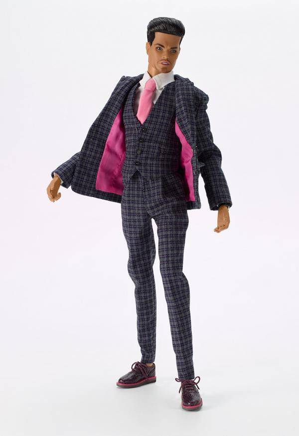 Checks and Balances, Elias Veiga™ Fashion Figure