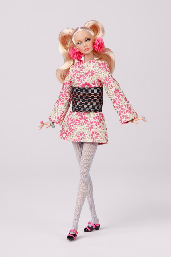 Kimono Go Go, Poppy Parker