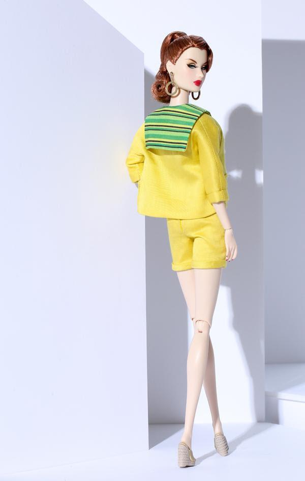 Mai Tai Swizzle Constance Madssen® Doll